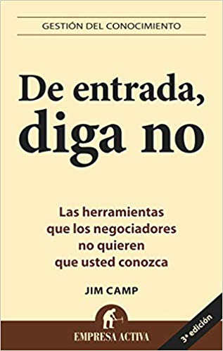 top libros ventas y marketing. De entrada diga NO