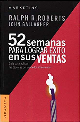 top libros ventas y marketing. 52 Semanas para lograr éxitos en sus ventas
