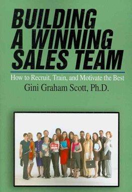 top libros ventas y marketing. El equipo de ventas campeón